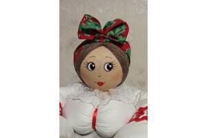Кукла-грелка на заварочный чайник ручной работы - это лучший подарок.