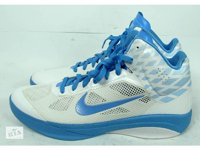Кроссовки большого размера Nike Zoom Hyperfuse (КР – 471) 49 - 50 размер- объявление о продаже  в Херсоне