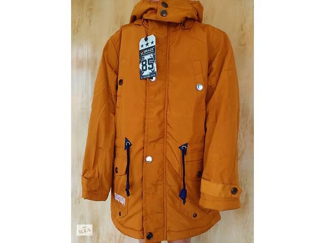 Вітрівка Куртка парку на хлопчика весна осінь 8-14 років 128-164 зростання Угорщина- объявление о продаже  в Мариуполе