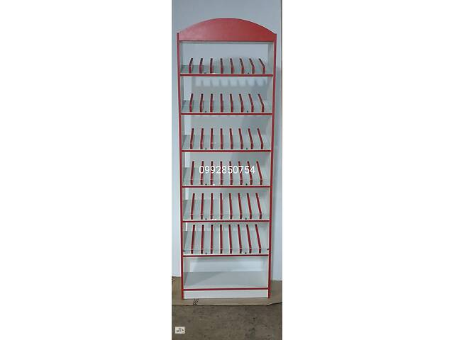 Стеллаж сигаретный, шкаф сигаретный, сигаретная витрина, полки для сигарет.Доставка по Украине.- объявление о продаже  в Полтаве
