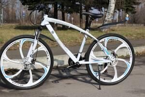 """АССОРТИМЕНТ! Велосипед на литых дисках. Колёса 26"""". Сталь. ГАРАНТИЯ!"""