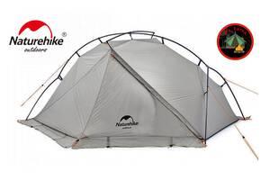 Палатка с юбкой ультралайт одноместная NatureHike VIK