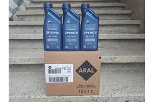 Aral Getriebeoel EP Synth SAE 75W-90 API GL-4 VW 501 50 (G50) Оригінал з Німеччини