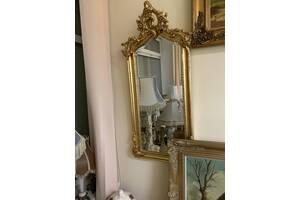 Зеркало бароко антикварное