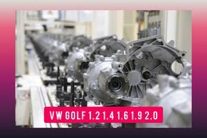 ТОП Volkswagen Golf 5 6 7 1.4 1.6 1.8 1.9 2.0 Коробка передач КПП Коробка передач гольф Купить Мкпп