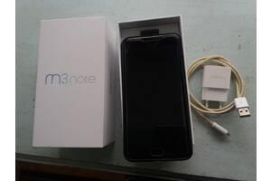 Смартофон Meizu M3 note 3/32 .нова батарея