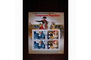 Красивые марки личности Наполеон