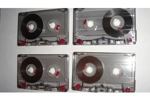 Аудио кассета. Без надписей.& Quot; БАЛКА& quot;. 46,54,60,74,80,90 минут.