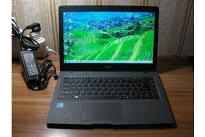 Acer Aspire One Cloudbook 14 AO1-431-C8G8 2ГБ/32ГБ Intel N3060 1.6ГГц-2.5ГГц ВебКа HDMI BT Новое 65Вт З/У Батарея из США