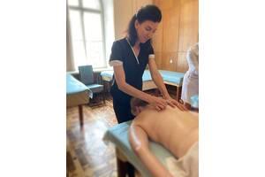 Оздоровчий масаж на дому