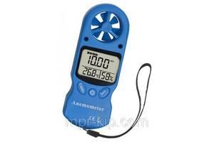 Анемометр термо-гігрометр 3 в 1 SR5803 ( 2178 ) (0,3-30 м/с) (0%-99%) (-10 to 50ºC)