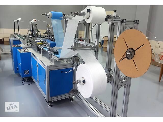 Автоматическая линия для производства масок