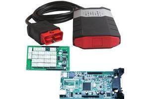 Автосканер 3 в 1 Delphi DS150E V3.0 OBD2