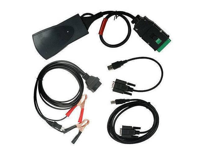 Автосканер для диагностики автомобилей Peugeot, Citroen (010132)
