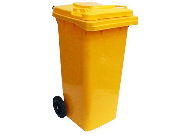 Бак для мусора пластиковый 120.0 (л)- объявление о продаже  в Киеве