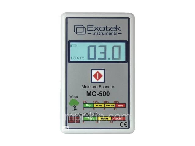 продам Бесконтактный влагомер дерева и строительных материалов Exotek MC-500N (0- 59.8%) Германия бу в Львове
