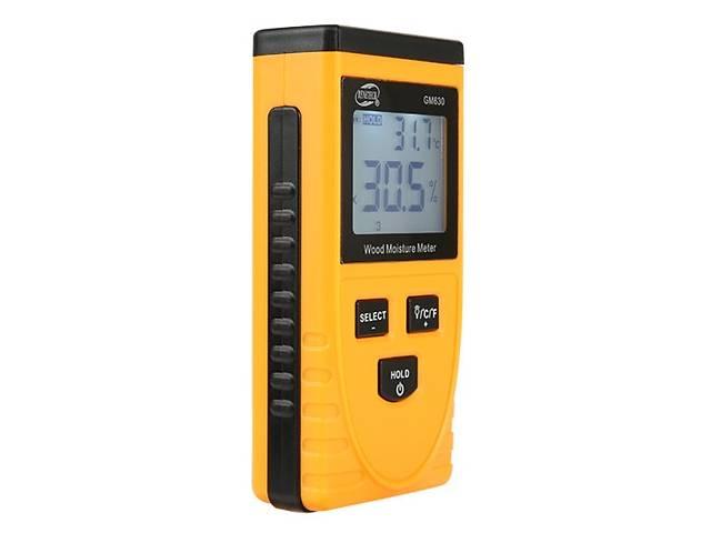 Бесконтактный влагомер стройматериалов 0,5-79,5% BENETECH GM630- объявление о продаже  в Львове