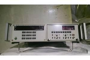 Частотомер ЧЗ 64/1 Генератор сигналов Г6-36