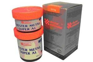 Chester metall Super Al (0,4 кг) - відновлення виробів з алюмінію