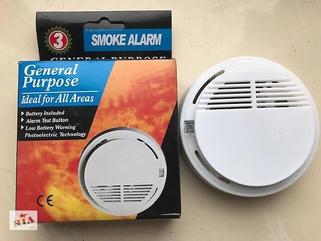 продам Датчик дыма для домашней сигнализации JYX SS168 беспроводной бу в Одессе