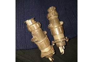 Два разъёма ШР 5 контактов, цена за два
