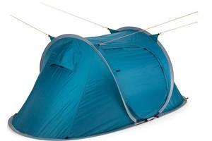Двухместная палатка  Кемпинг Pop Up 2  1,9 кг,  синий
