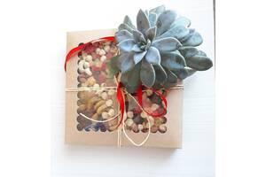 Эко-упаковки для подарков, декор натуральный