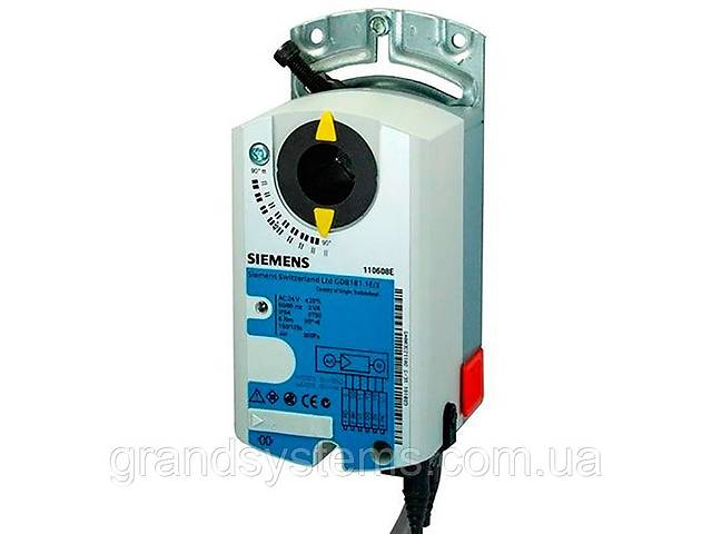 Электрический привод Siemens GDB131.1E- объявление о продаже  в Києві