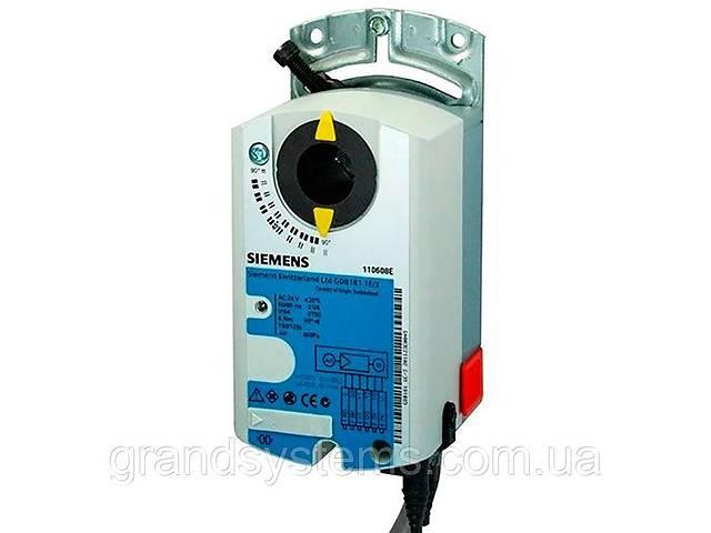 Электрический привод Siemens GLB161.1E- объявление о продаже  в Києві
