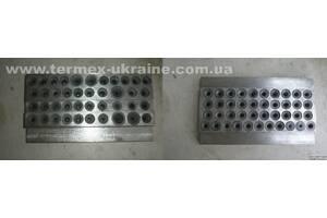 Фильерные доски (волоки) ювелирные с твердосплавными и алмазными вставками