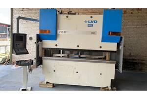 Гидравлический листогибочный пресс LVD PPEB-EQ 80/25 CADMAN CNC