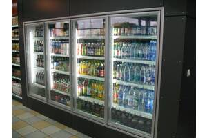 Холодильна камера-вітрина