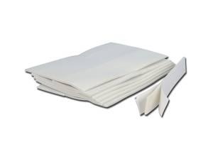 Клейкая лента пластырь для фиксации мочеприемника типа уропрезерватива Gima 30 штук (mpm_00355)