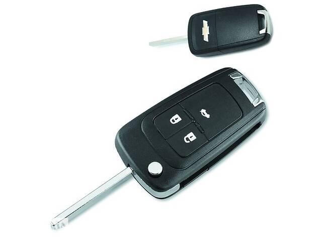 Ключ для Chevrolet Aveo, Cruze, Epica, Spark, Sail, Malibu Авео, Круз- объявление о продаже  в Киеве