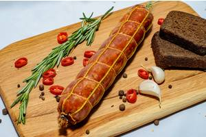 Колбасные оболочки, клипсы, петли, трансглутаминаза, белок.