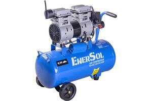 Компресор повітряний безмасляний EnerSol ES-AC125-30-2OF