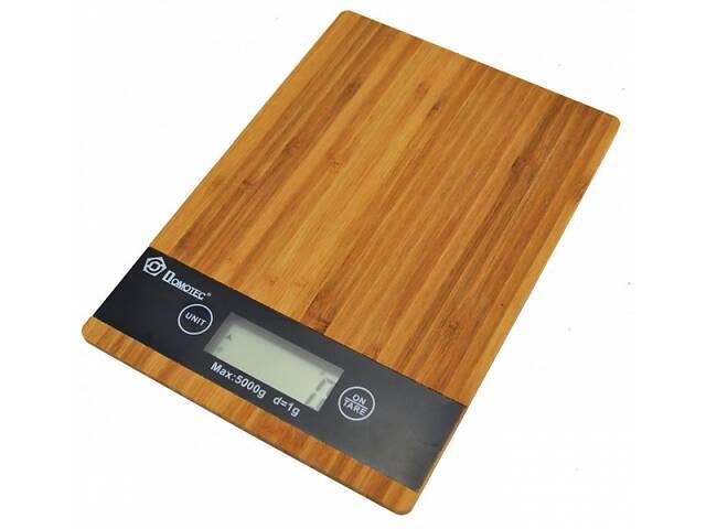 купить бу Кухонные электронные деревянные весы до 5 кг в Одессе