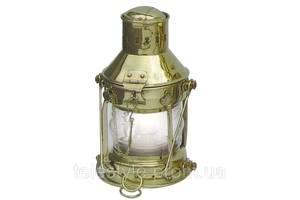 Лампа Sea Club 550167 24 см. латунная