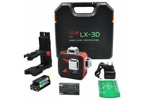 Лазерный уровень нивелир LSP LX-3D MAX OSRAM GREEN PRO гарантия 2 года!