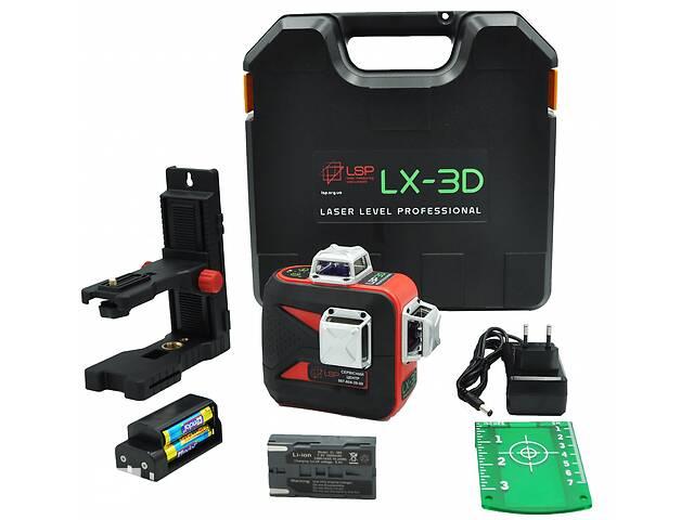 Лазерный уровень нивелир LSP LX-3D MAX OSRAM GREEN PRO гарантия 2 года!- объявление о продаже  в Киеве