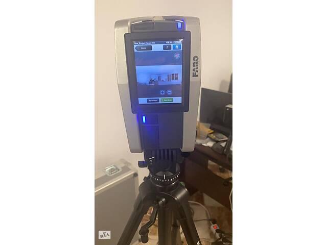 купить бу Лазерный сканер Faro Focus3D 120 в Киеве