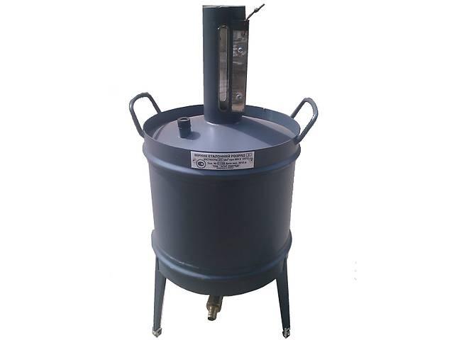 купить бу Мерник для топлива, спирта, воды 20л ( нержавейка ), с актом поверки в Луцке