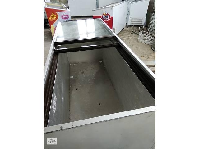 купить бу Морозильный ларь б/у камера морозильная 800л для хранения заморозки в Мукачево