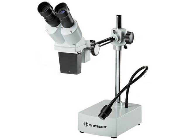 продам Микроскоп Bresser Biorit ICD-CS 10x-20x  белый бу в Киеве