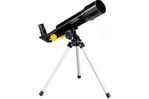 Мікроскоп National Geographic Junior чорний