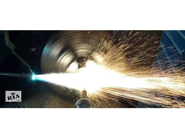 Нанесение металлов. Напыление металла. Металлизация