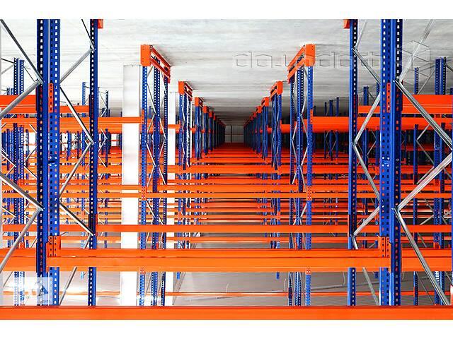 купить бу Оборудование для палетного хранения товара. в Ирпене