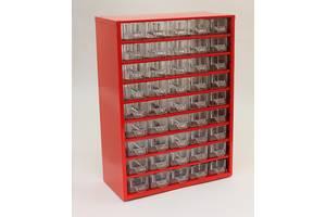 Органайзер К45, кассетница, сортовик, ящик, ячейка для мелочей, деталей, метизов, бисера