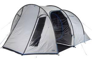 Палатка туристична High Peak Ancona 5 Nimbus сіра