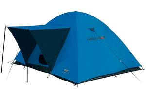 Палатка туристична High Peak Texel 4 синя